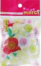Духи, Парфюмерия, косметика Шапочка для окрашивания, MB2280, красные ягоды - Merci