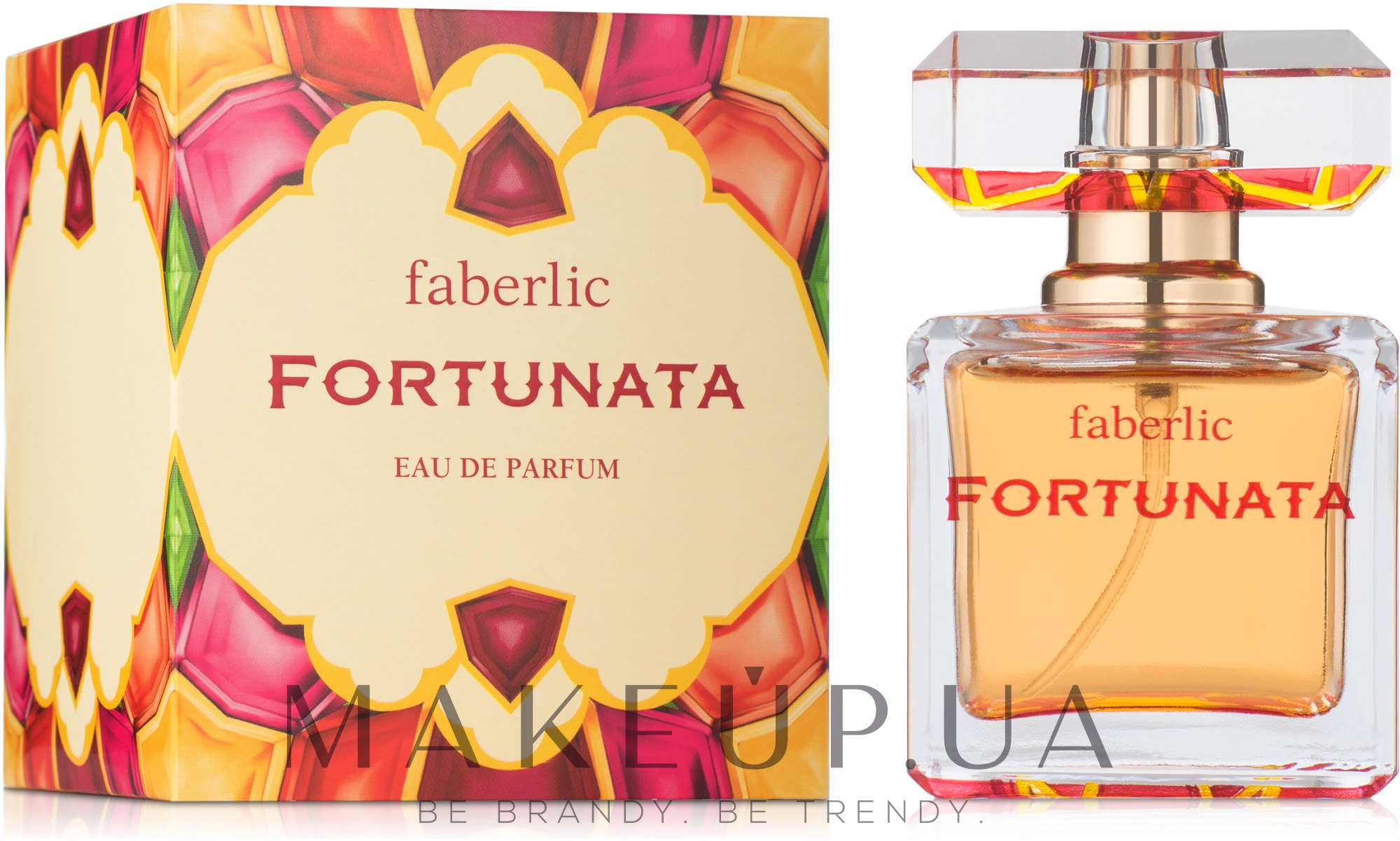 Faberlic Fortunata - Парфюмированная вода — фото 50ml
