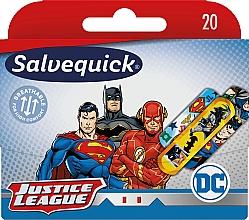 Духи, Парфюмерия, косметика Детские пластыри - Salvequick Justice League