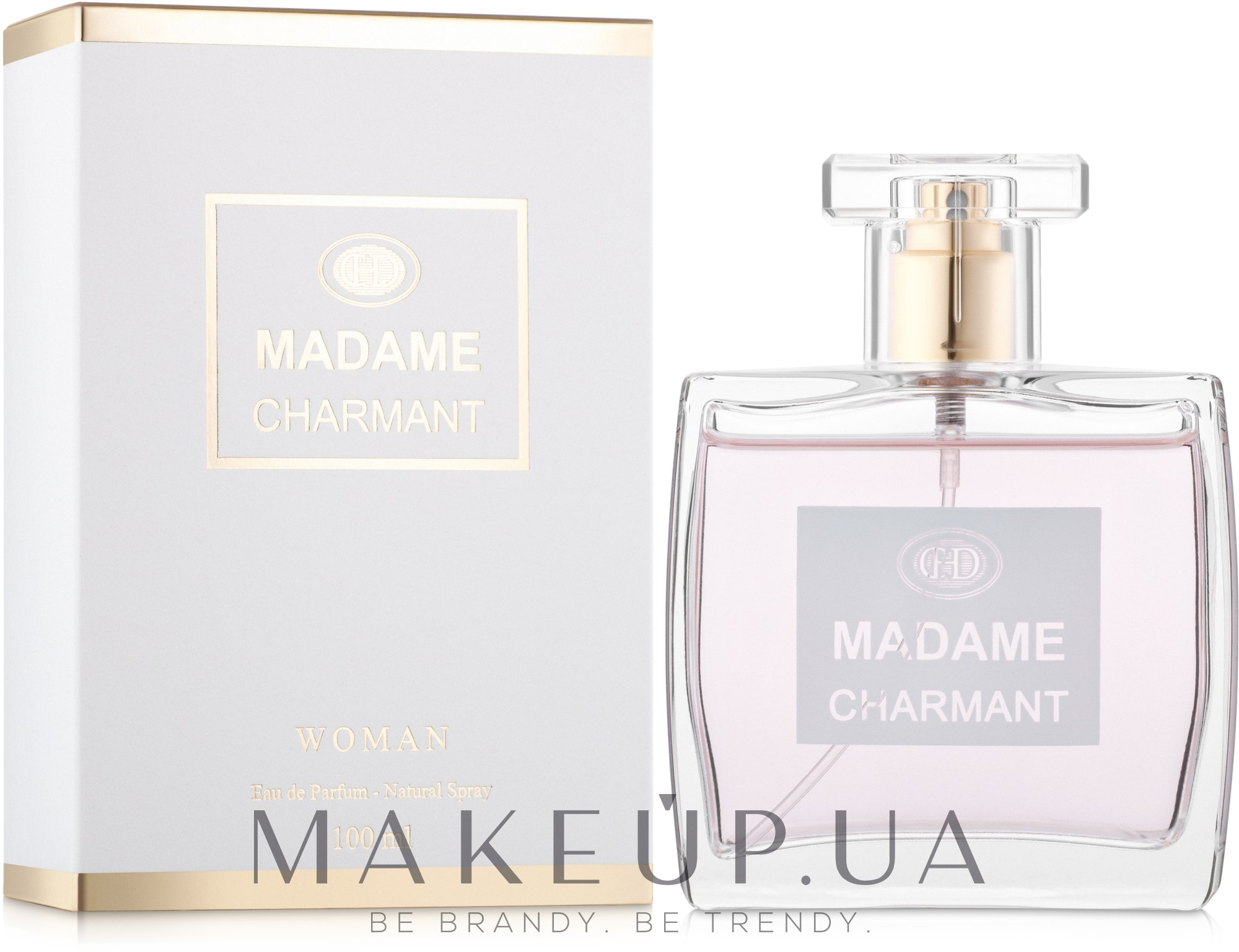 Christopher Dark Madame Charmant - Парфумована вода — фото 100ml