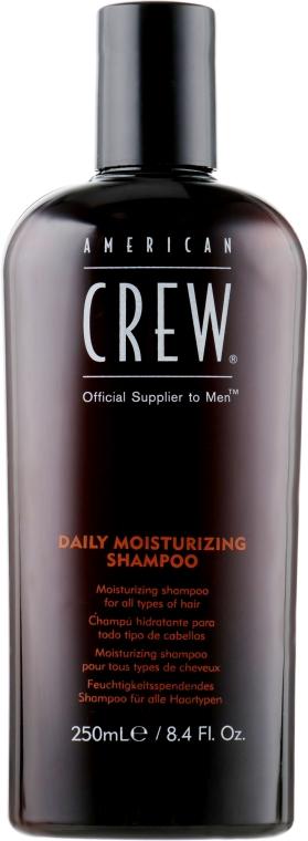Шампунь увлажняющий для ежедневного использования - American Crew Daily Moisturizing Shampoo