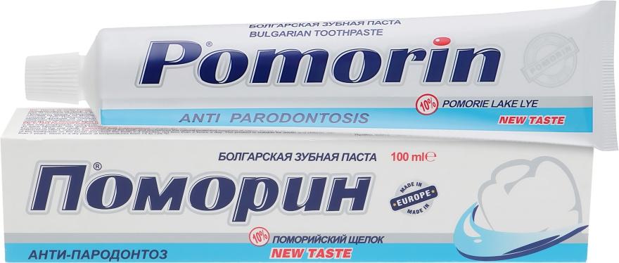 """Зубная паста """"Анти-пародонтоз"""" - Alen Mak Pomorin Toothpaste"""