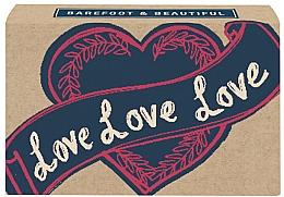 Духи, Парфюмерия, косметика Мыло для рук - Bath House Love Love Love Citrus Fresh Hand Soap