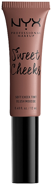 Кремовые румяна для лица - NYX Professional Makeup Sweet Cheeks Soft Cheek Tint