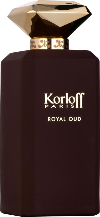 Korloff Paris Royal Oud - Парфюмированная вода вода