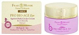 Духи, Парфюмерия, косметика Крем против темных кругов под глазами - Frais Monde Pro Bio-Age Against Dark Circles Eye Cream