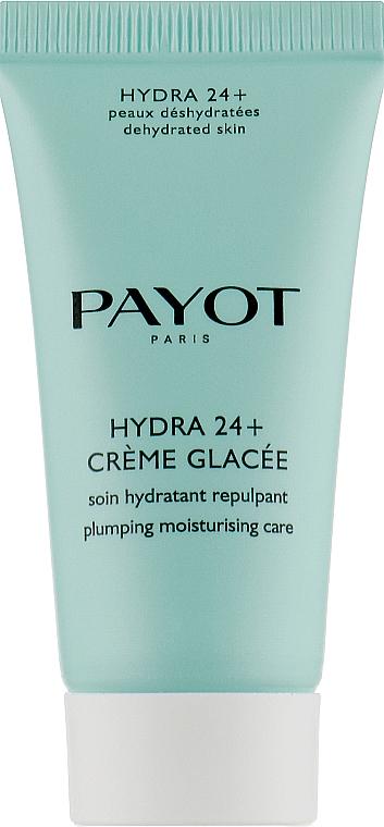 "Увлажняющий крем с комплексом ""Hydro Défense"" - Payot Hydra 24+ Creme Glacee Plumping Moisturizing Care (мини)"