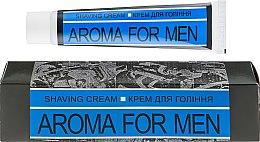 Духи, Парфюмерия, косметика Крем для бритья - Aroma For Men Shave Cream