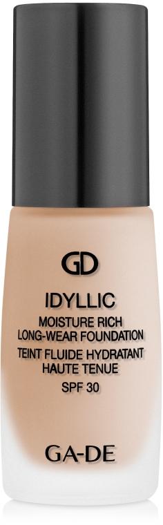 Тональный крем стойкий - Ga-De Idyllic