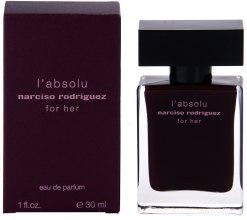 Духи, Парфюмерия, косметика Narciso Rodriguez L'Absolu For Her - Набор (edp 50ml + pochette)