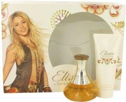 Духи, Парфюмерия, косметика Shakira Elixir by Shakira - Набор (edt/80ml + b/l/100ml)