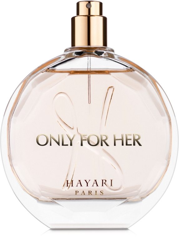 Hayari Only for Her - Парфюмированная вода (тестер без крышечки)
