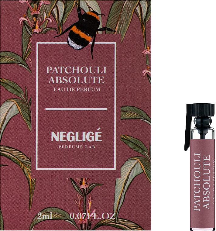Neglige Patchouli Absolute - Парфюмированная вода (пробник)