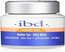 Духи, Парфюмерия, косметика Конструирующий гель, ультра белый - IBD Builder Gel Ultra White