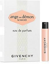 Парфумерія, косметика Givenchy Ange Ou Demon Le Secret 2014 - Парфумована вода (пробник)