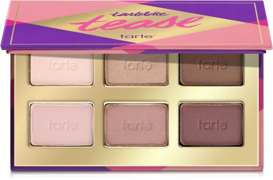 Палетка теней для век - Tarte Cosmetics Tartelette Tease Clay Palette