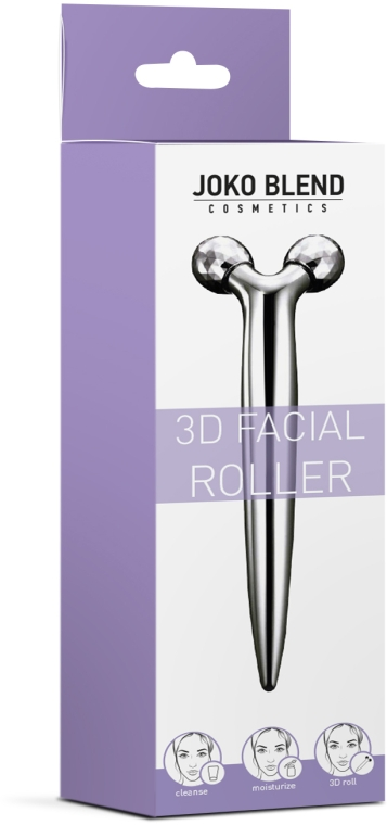 Лифтинг массажер 3D для лица - Joko Blend 3D Facial Roller