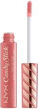 Духи, Парфюмерия, косметика Блеск для губ с зеркальным блеском - NYX Professional Makeup Candy Slick Glowy Lip Color