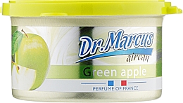 "Духи, Парфюмерия, косметика Ароматизатор для авто ""Зеленое яблоко"" - Dr.Marcus Aircan Green Apple"