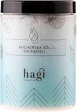 Духи, Парфюмерия, косметика Соль для ванн с эфирным пихтовым маслом - Hagi Bath Salt