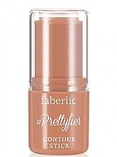 Духи, Парфюмерия, косметика Стик для контурирования лица - Faberlic #Prettyfier Contour Stick