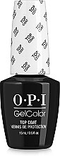 Духи, Парфюмерия, косметика Верхнє покриття - O.P.I. GelColor Top Coat