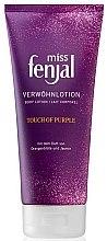 Духи, Парфюмерия, косметика Молочко для тела - Fenjal Touch Of Purple Lotion