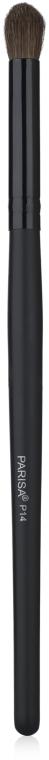 Кисть для растушевки теней Р14 - Parisa Cosmetics