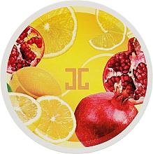 Духи, Парфюмерия, косметика Гидрогелевые патчи для глаз с экстрактом лимона и граната - Jayjun Pom Lemon Duo Eye Gel Patch