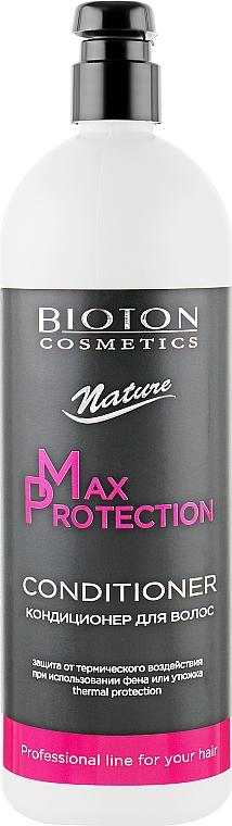 Бальзам-кондиционер для волос - Bioton Cosmetics Nature Professional Max Protection Conditioner