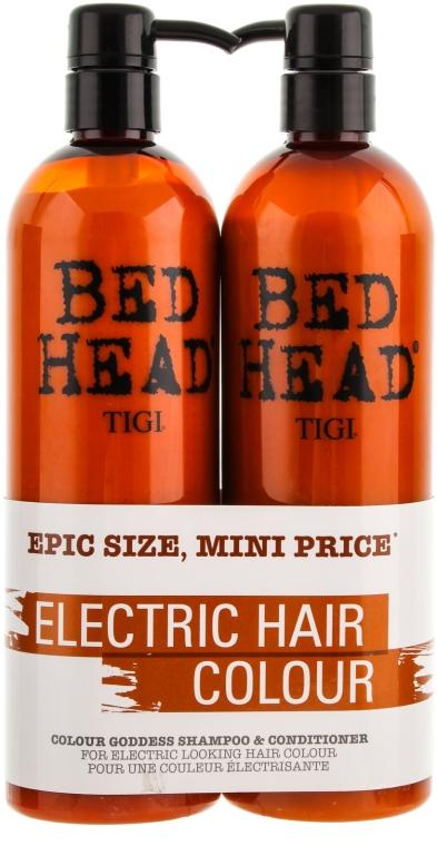 Набор - Tigi Bed Head Colour Goddess (shm/750ml + cond/750ml)