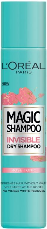 """Сухой шампунь для волос """"Искушение Розы"""" - L'Oreal Paris Magic Shampoo"""