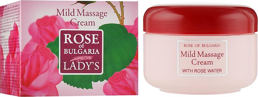 Массажный крем смягчающий - BioFresh Rose of Bulgaria Massage Cream