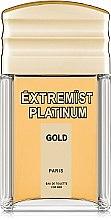 Духи, Парфюмерия, косметика Alain Aregon Extremist Platinum Gold - Туалетная вода