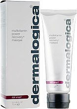 Мультивитаминная восстанавливающая маска для лица - Dermalogica Age smart Multivitamin Masque — фото N1