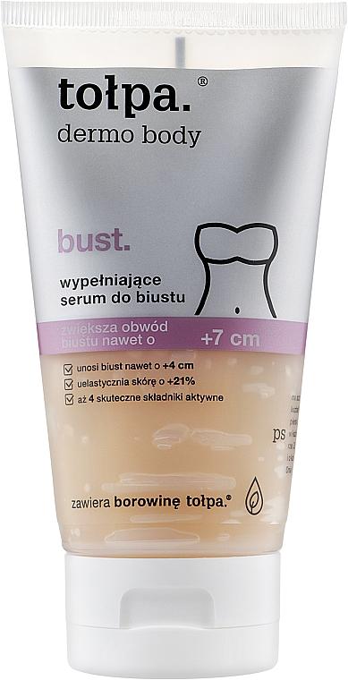 Сыворотка для моделирования груди - Tolpa Dermo Body +7cm Bust Serum