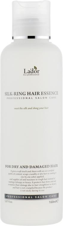 Эссенция для поврежденных волос - La'dor Eco Silk-Ring Hair Essence