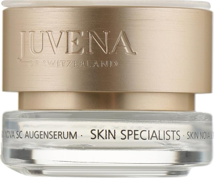 Интенсивно омолаживающая сыворотка для области вокруг глаз - Juvena Skin Nova SC Eye Serum (тестер)