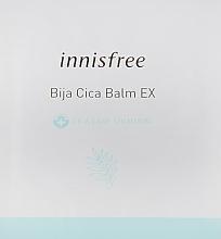 Духи, Парфюмерия, косметика Регенерирующий антистресс бальзам с экстрактом торреи - Innisfree Bija Cica Balm EX (пробник)