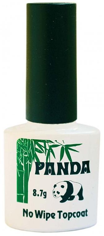 Универсальный топ без липкого слоя - Panda No Wipe Top Coat
