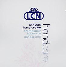 Духи, Парфюмерия, косметика Крем для зрелой кожи - LCN Hand Care Anti Age (пробник)