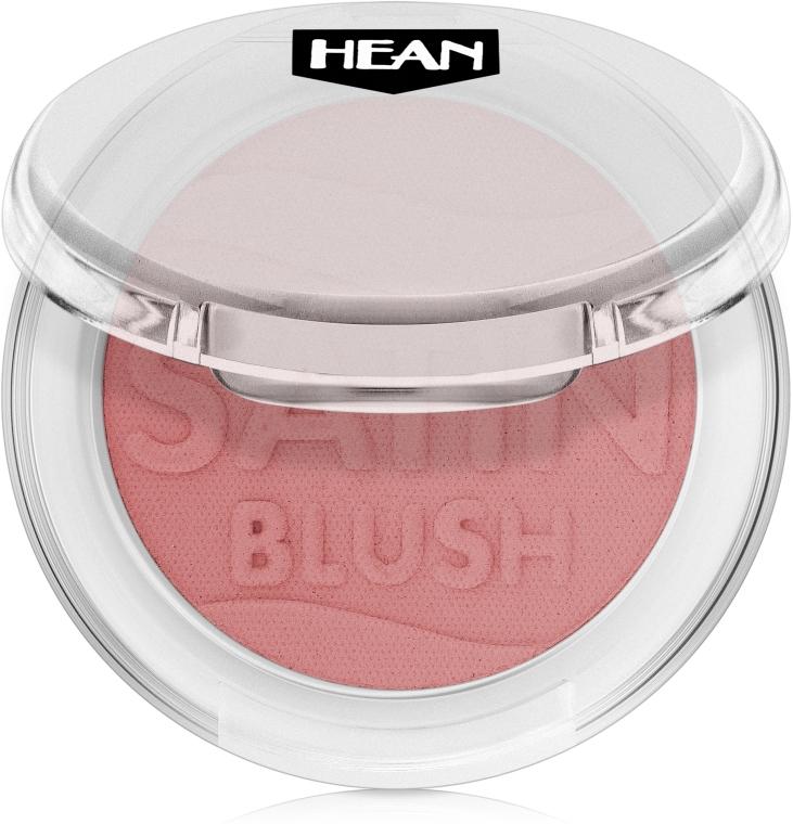 Румяна для лица - Hean Satin Blush