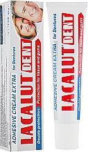 Духи, Парфюмерия, косметика Крем для фиксации зубных протезов - Lacalut Dent