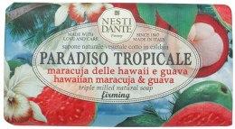 """Духи, Парфюмерия, косметика Мыло """"Гуава и Маракуя"""" - Nesti Dante Paradiso Tropicale Hawaiian Maracuja & Guava Soap"""
