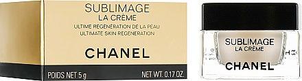 Регенерирующий крем для лица и шеи - Chanel Sublimage La Cream Ultimate Skin Regeneration (мини)