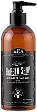 Духи, Парфюмерия, косметика Шампунь-кондиционер 2 в 1 для бороды - Dr.EA Barber Shop Beard Wash 2 in1 Shampoo & Conditioner