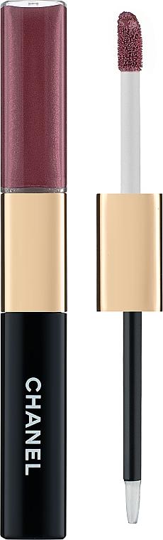 Дуэт для макияжа губ со стойким эффектом - Chanel Le Rouge Duo Ultra Tenue