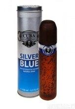 Духи, Парфюмерия, косметика Cuba Silver Blue - Туалетная вода