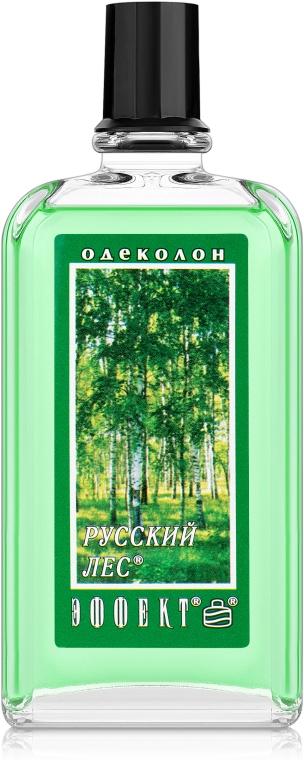Эффект Русский лес - Одеколон
