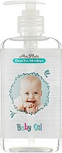 Духи, Парфюмерия, косметика РАСПРОДАЖА Нежное масло для младенцев - Mon Platin DSM Baby Soft Oil *